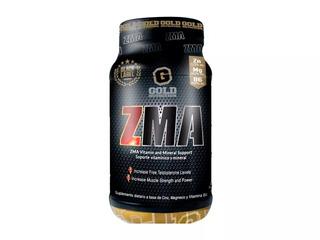 Zma 60 Tabs Gold Nutrition Zinc Magnesio Vitamina B6 60cap