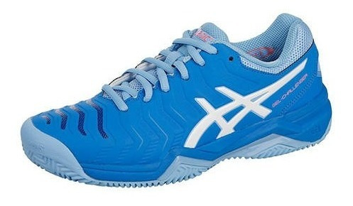 Tênis Asics Gel Challenger 11 Clay (saibro) Electric Blue
