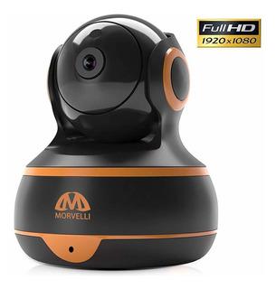 [new 2019] Fullhd 1080p Wifi Home Security Camera Pan/tilt/z