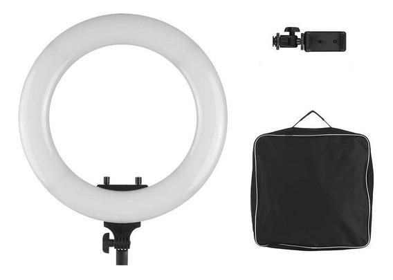 Iluminação Ring Light R40b 35cm Para Maquiador E Youtuber