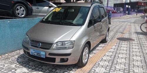 Fiat Idea Hlx 1.8 Flex 2006#