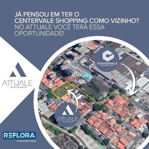Imagem 1 de 21 de Apartamento Com 2 Dormitórios À Venda, 56 M² Por R$ 371.726,30 - Jardim Augusta - São José Dos Campos/sp - Ap0784