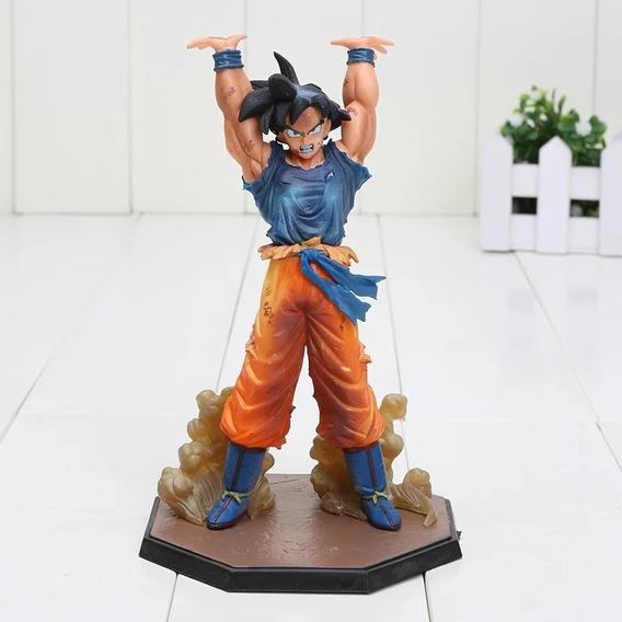 Boneco Goku Genki Dama Dragon Ball Z Figuras De Ação Barato
