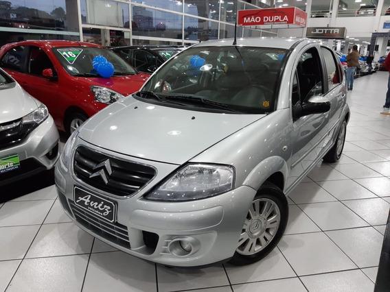Citroën C3 1.4 Exclusive 8v Flex Completo 2011