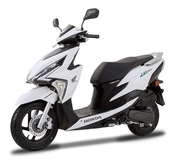 Honda Elite 125 Fi - Ahora 12 - Arizona Motos