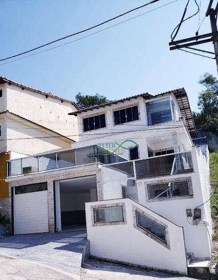 Magnífica Casa De Alto Padrão - Ca0363