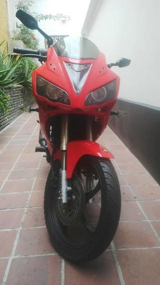 Moto Bera Modelo Br 200 Año 2014