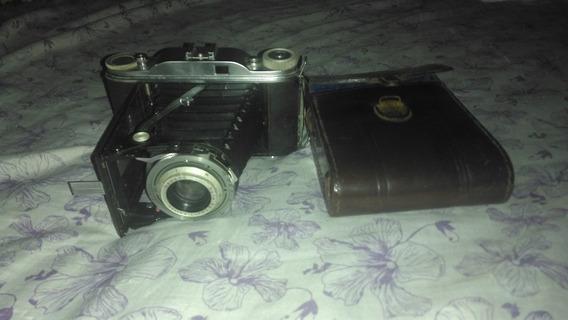 Máquina Fotográfica Alemã Agfa Antiguidade, Filme 6x6