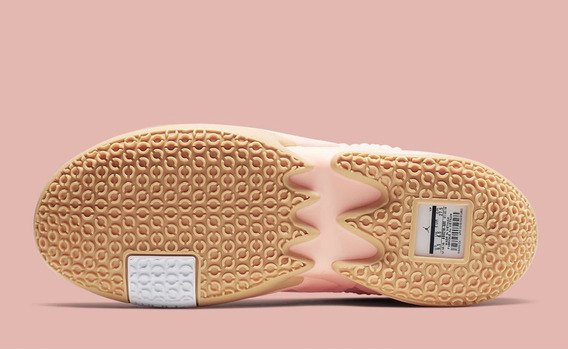 Tenis Nike Jordan Why Not Zero 0.2 Rosa #26 Al 30 Cm Nuevos