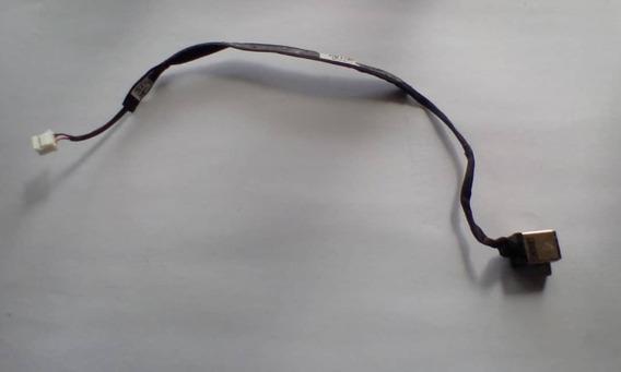 Pin De Carga Mini Laptop C-a-n-a-i-m-a L-e-t-r-a-s R-o-j-a-s