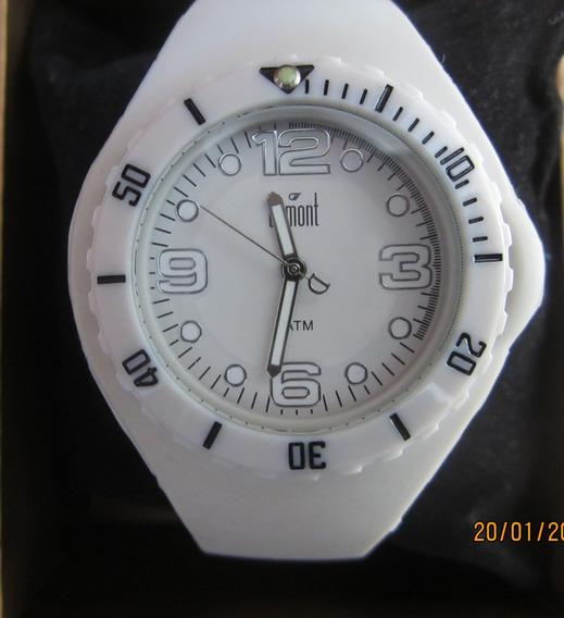 Relógio Dumont Sm35142m Feminino Analógico