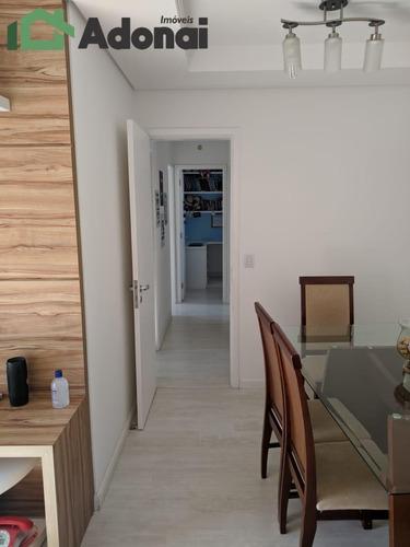 Imagem 1 de 15 de Apartamento Com 3 Dormitórios À Venda, 75 M² - Parque Residencial Eloy Chav - 899
