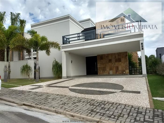 Casas Em Condomínio À Venda Em Atibaia/sp - Compre O Seu Casas Em Condomínio Aqui! - 1452787