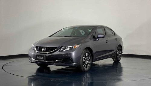 Imagen 1 de 15 de 115073 - Honda Civic 2015 Con Garantía