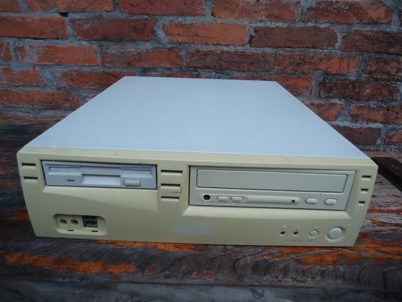 Antigo Computador Funcionando Auria Ct300 08