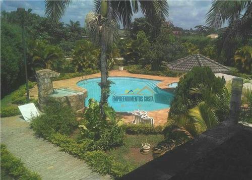 Casa Com 5 Dormitórios À Venda, 725 M² Por R$ 2.000.000,00 - Condomínio City Castelo - Itu/sp - Ca1364