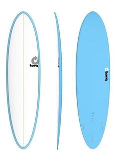 Tabla De Surf Torq Pinline Color Fun 7´2 Importada