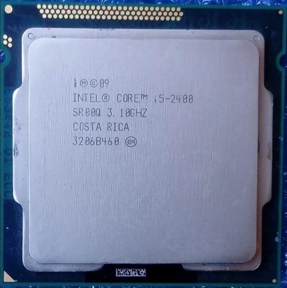 Processador Intel Core I5-2400 3.10ghz - 2ª Geração