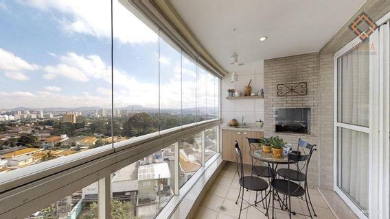 Apartamento Com 3 Dormitórios À Venda, 140 M² Por R$ 1.350.000 - Alto Da Lapa - São Paulo/sp - Ap42463