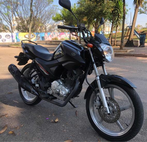 Yamaha Ybr Factor Baixa Km