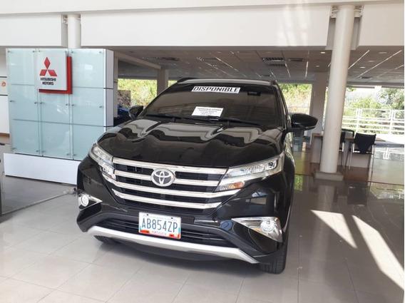 Toyota Rush 2019 1.5 L 128hp 5 Ptas Único Dueño