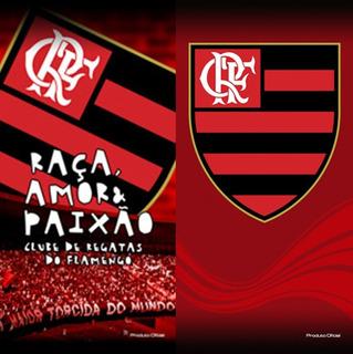 P/presente! 02 Toalhas Banho Futebol Flamengo Oficial..