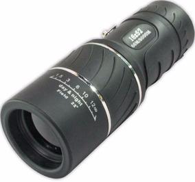 Monóculo Luneta Com Capa Proteção 16x52 66mm 800mm