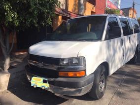 Chevrolet Express 5.3 Passenger Van Paq L 8 Pas V6 Mt