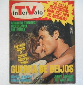 Revista Tv Intervalo Nº 393 Jerry Adriani