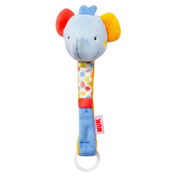 Prendedor De Chupeta Elefante Nuk