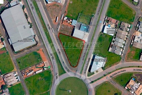 Área À Venda, 2353 M² Por R$ 2.600.000 - Av. Vereda Dos Buritis Com Av. Ville - Moinho Dos Ventos - Goiânia/go - Ar0119