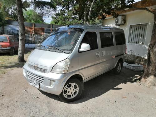 Chevrolet N 300 Van Lt 1.2 Nafta Para 7 Pasajeros