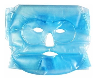 Máscara Facial Inteira Em Gel Quente E Fria Termogel