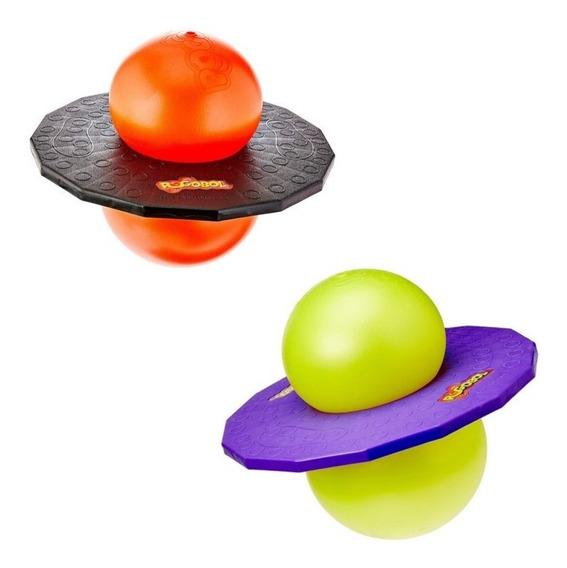 Pogobol Brinquedo Original Jogo Pular Estrela