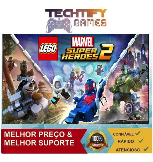 Lego Marvel Super Heroes 2 - Pc Mídia Digital + Jogo Grátis