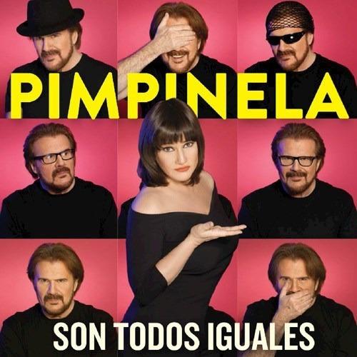 Son Todos Iguales - Pimpinela (cd)
