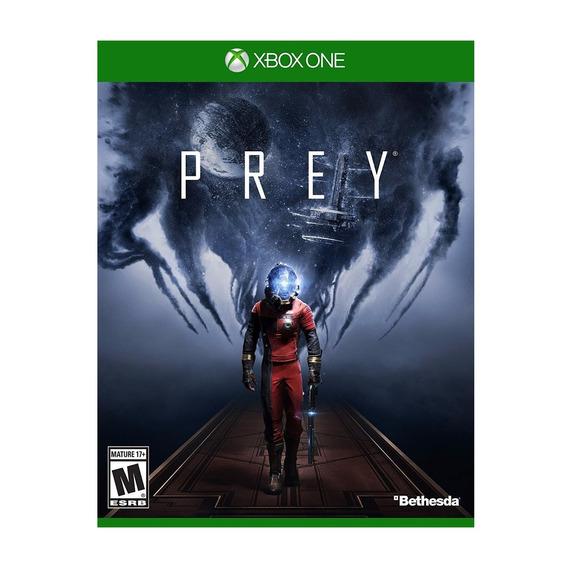 Jogo Novo Midia Fisica Lacrado Prey Original Para Xbox One