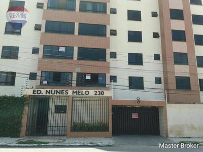 Apartamento Próximo Ao Shopping Riomar Papicu - Ap0139