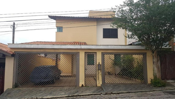 Sobrado Com 4 Dormitórios À Venda, 327 M² Por R$ 850.000,00 - Jardim Colonial - São Bernardo Do Campo/sp - So0912