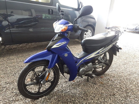 Yamaha Crypton T110 2014 Full Freno A Disco