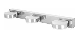 Arbotante Decorativo De Led Triple P/baño - 46346