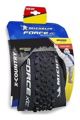 Imagem 1 de 3 de  Pneu Michelin Force Xc 29x2.25 29 Tubeless Kevlar