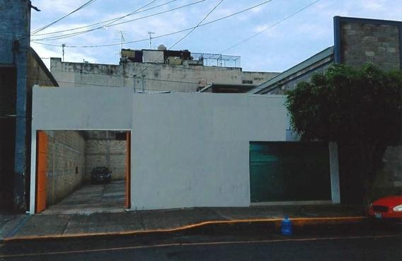 Renta De Local Comercial Col. Anahuac, Ideal Para Estacionamiento O Autolavado