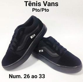 83c527839b0 Tênis Vans Infantil Promoção P escola Barato Kids Crianças