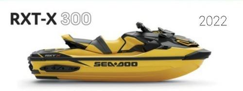 Imagem 1 de 1 de Sea Doo Rxt X300 Modelo 2022 Jet Ski