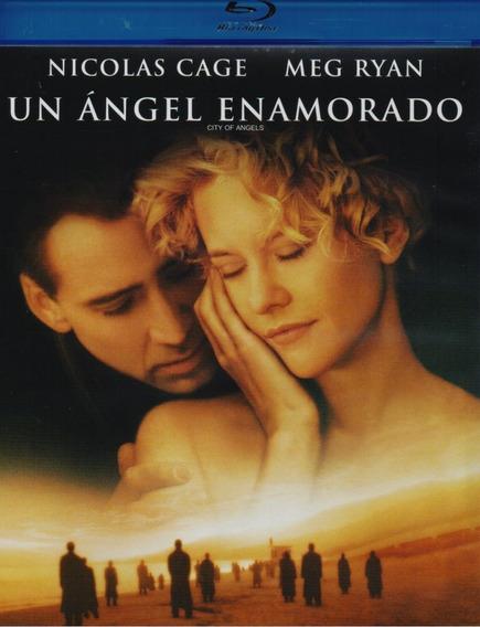 Un Angel Enamorado Nicolas Cage Pelicula Blu-ray