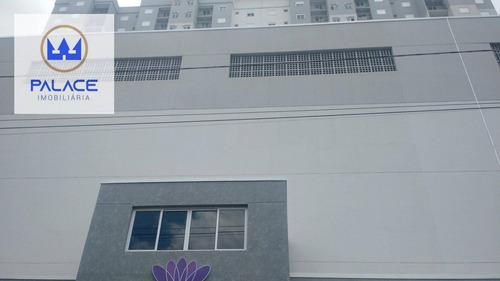 Imagem 1 de 14 de Apartamento Para Alugar, 65 M² Por R$ 1.300,00/mês - Paulicéia - Piracicaba/sp - Ap0003