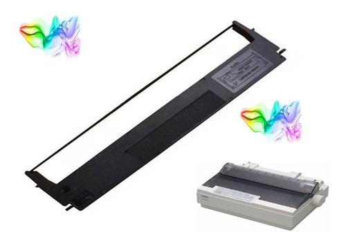 2 Cinta Genérica Compatible Con Epson 8750 Para Lx-300