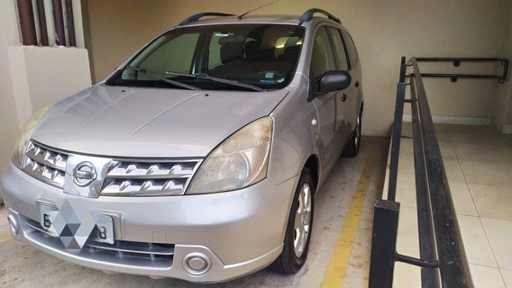 Nissan Grand Livina 1.8 S Flex 5p