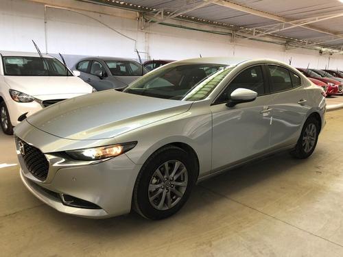 Mazda 3 Touring Automático 2.0 Plata Estelar